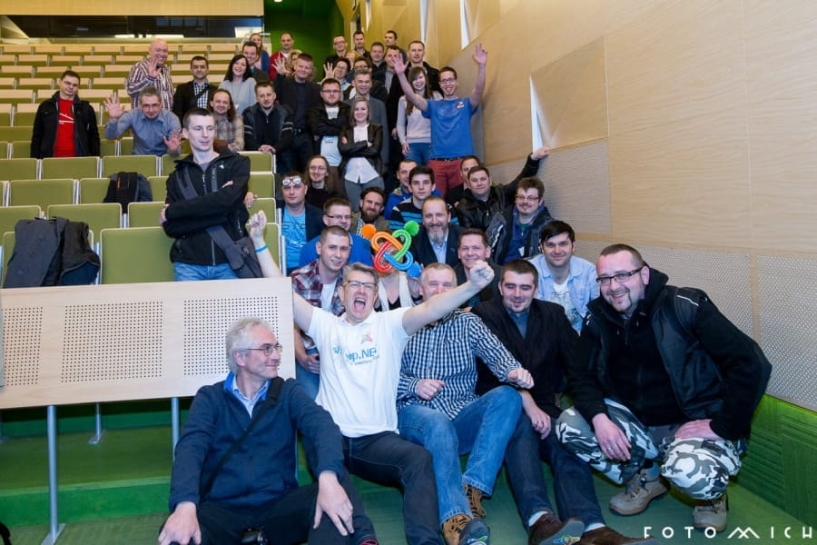Joomla User Group Silesia IV