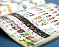 Katalogi produktowe - projekt i skład