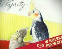 Łotry i Paproty - akwarela